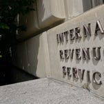 The Internal Revenue Service in Washington, DC. IRS scammers are flooding the area with calls.