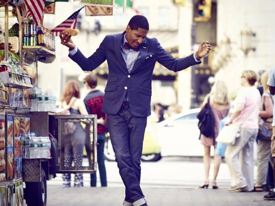 Jon Batiste, pictured, and his band, Stay Human, will