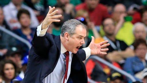 Stony Brook coach Steve Pikiell