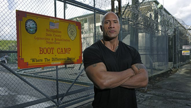 """Dwayne """"The Rock"""" Johnson seriously considered a move to UFC before his acting career took off."""