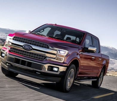 The two factories that make Ford's huge-selling F-150 pickup have been shut down since last week, after a fire at a supplier's factory led to a parts shortage. Ford expects production to resume on Friday, May 18.