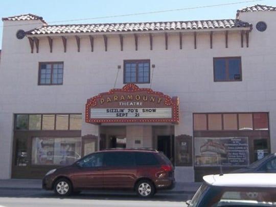 Paramount Theatre (1929)
