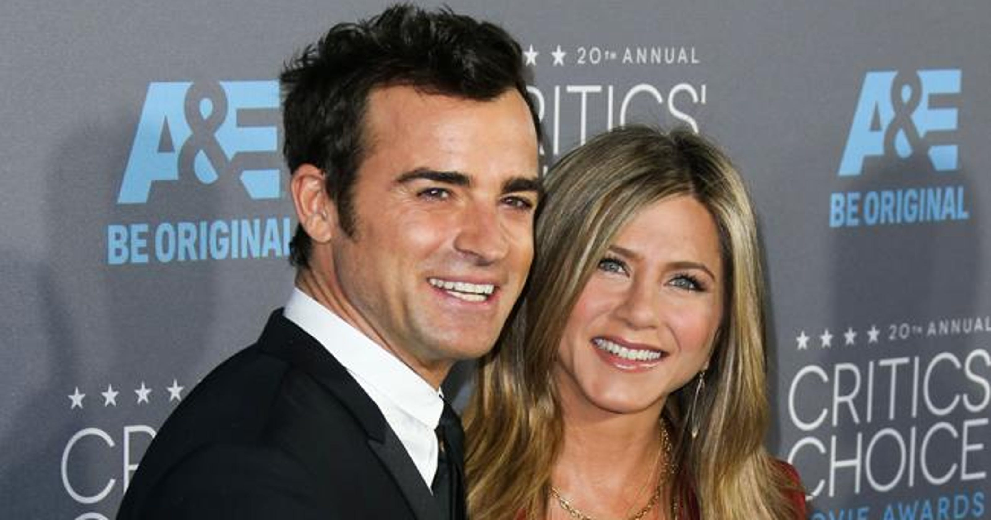 Jennifer Aniston And Justin Theroux Agree Prenup