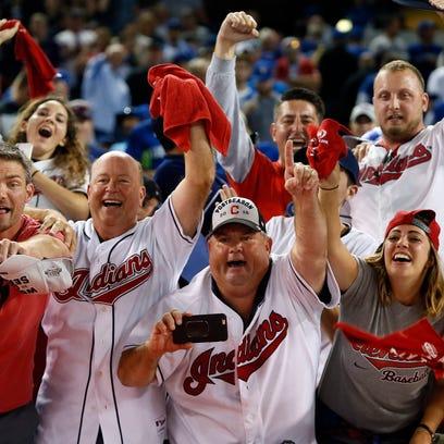 Doc: Cleveland celebrating more than Cincinnati