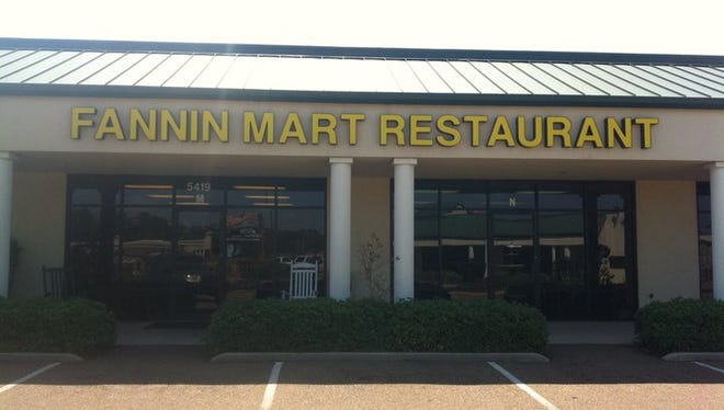 Fannin Mart Restaurant in Flowood
