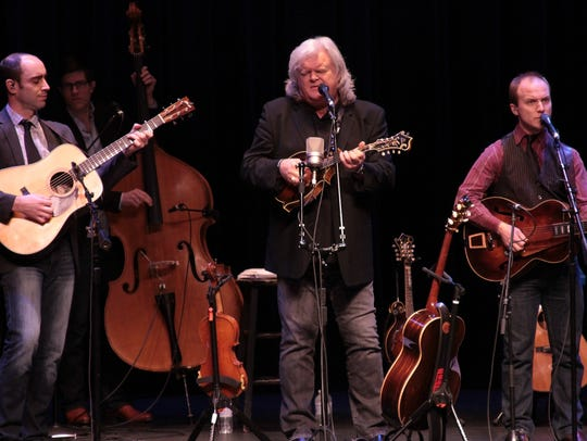 Ricky Skaggs and Kentucky Thunder perform at The Dixie