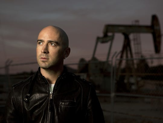 Ed Kowalczyk, the founding member, songwriter and former