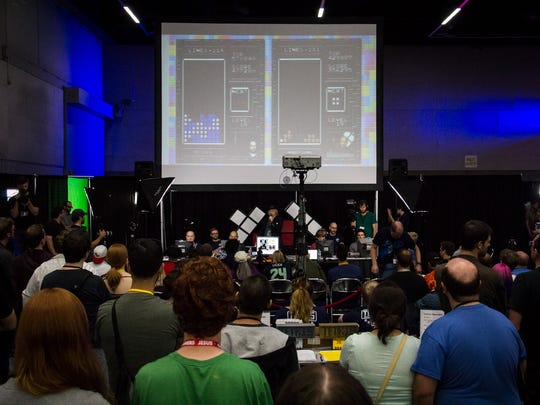 The Portland Retro Gaming Expo features 50 to 60 hours of programming and panels about the culture, history and development of video games.