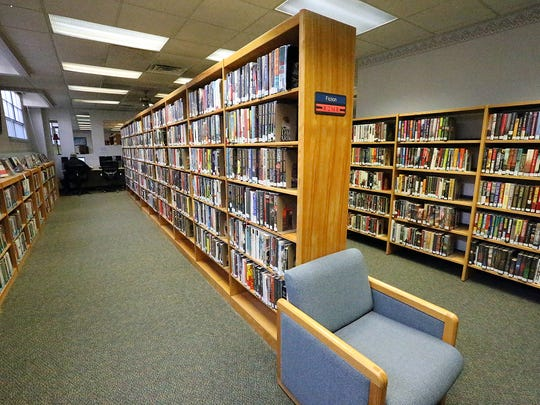 The Mickelsen Community Library at Fort Bliss has adult