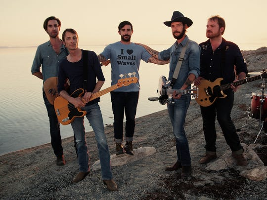Rock act Band of Horses will headline its first Delaware concert at The Playhouse on Rodney Square in Wilmington Saturday night. The five-piece first performed in Delaware at Firefly Music Festival in 2014.