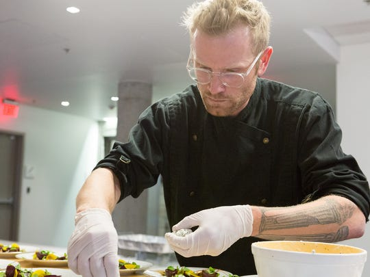 John Lawyer of Lickskillet Catering will be a Chef