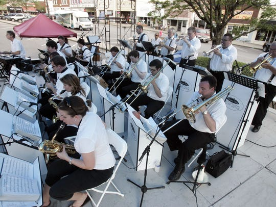 Music City Swing will kick off the first Friday Night