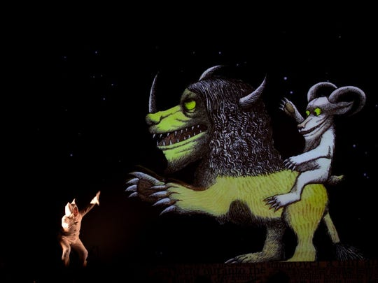 """Claire Booth as Max in Where Glyndebourne Festival Opera's filmed production of """"Where the Wild Things Are,"""" which Classical 90.5 WUOL will present at its Summer Listening Party."""