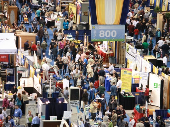 The Corpus Christi Home & Garden Show returns Friday through Sunday to the American Bank Center with more than 300 exhibits.