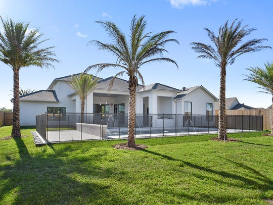 This 5 bedroom, 4 1/2 bath home is located at 109 Birdwatch