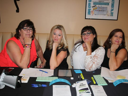 This year's LifeBuilders' annual Cocktail ParTee at