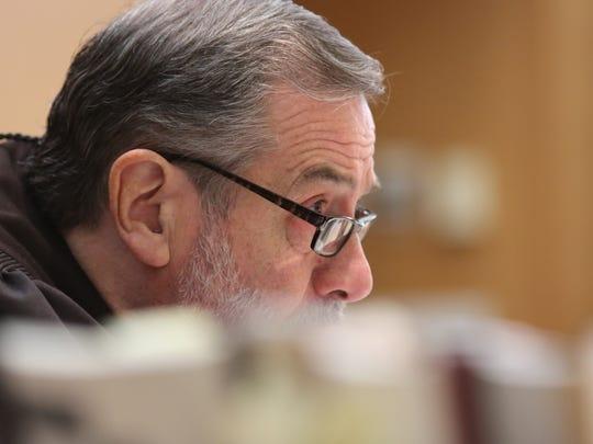 Judge Robert Freehill sentences Angelika Graswald in