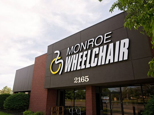 Monroe Wheelchair, 2165 Brighton-Henrietta Town Line Road, Henrietta.