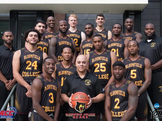 Bloomfield College men's basketball