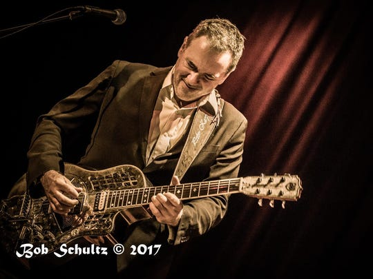 Peter Karp brings his band to the corner stage at 9 p.m. Friday at Bradfordville Blues Club.
