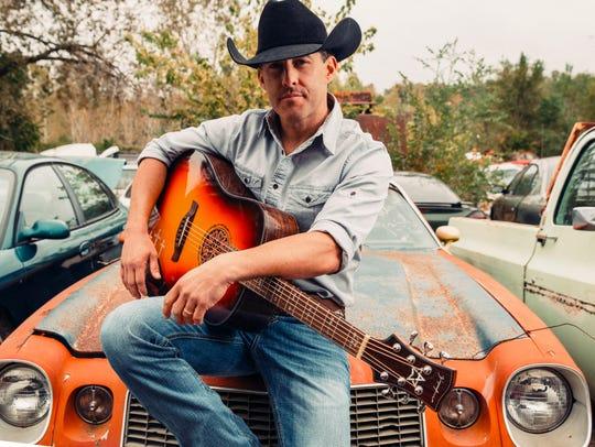 Abilene-based country singer Aaron Watson.