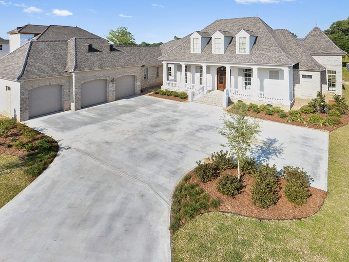 This 5 bedroom, 3 1/2 bath home is located at306 Red