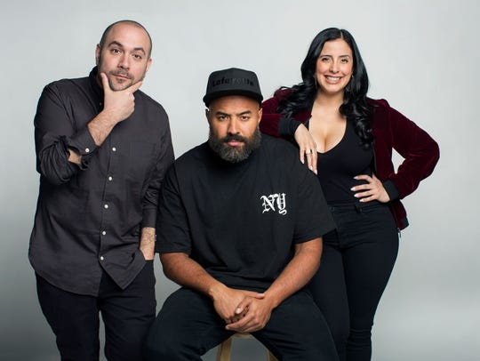 Rosenberg, Ebro and Laura Stylez