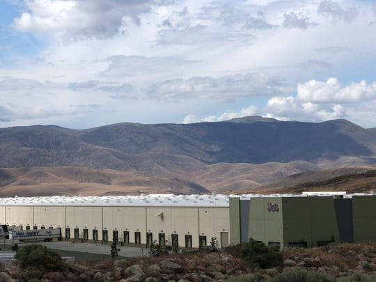 The proposed Northern Nevada Industrial center in Lyon County is set to mimic the Tahoe-Reno Industrial Center in Storey County.