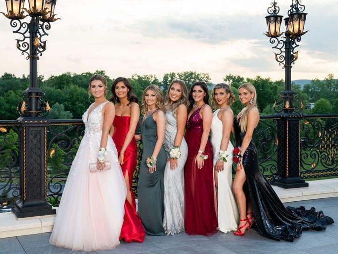 Passaic Valley High School held its 2018 Senior Prom