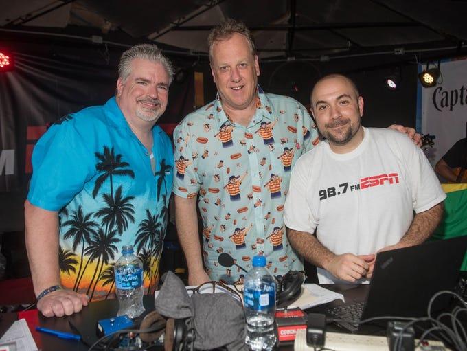 Don La Greca, Michael Kay, and Peter Rosenberg. The