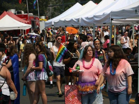 CommUNITY Pride Parade in Reno