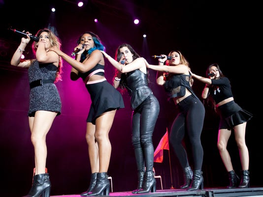 Fifth Harmony at the 2014 AZ State Fair