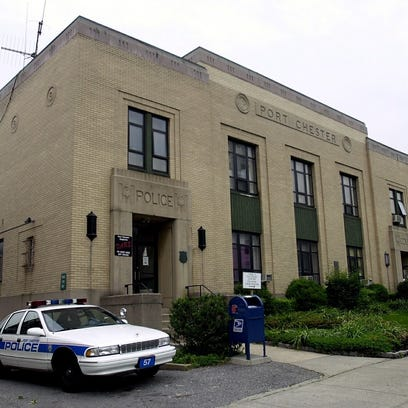 Port Chester Police Headquarters on North Main Street