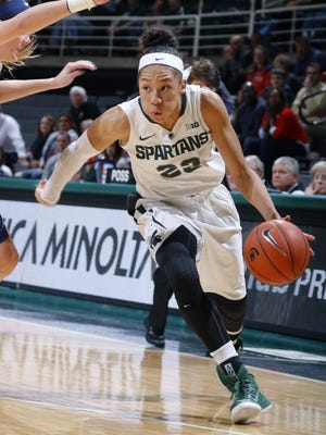 MSU's Aerial Powers is among the best players in the country, a dynamic do-it-all wing.
