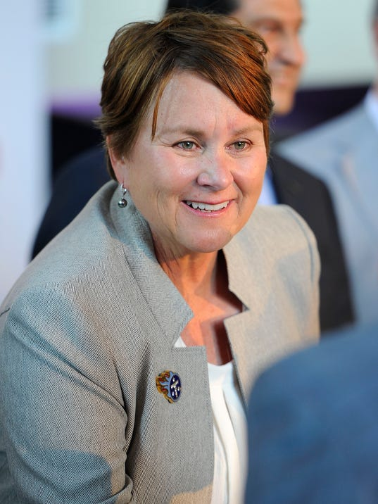 Titans owner Amy Adams Strunk crafting new image