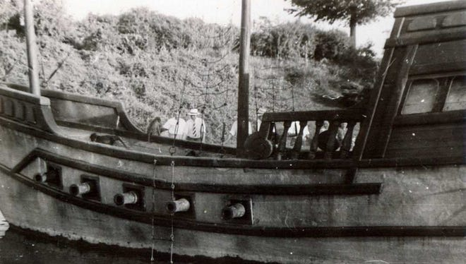 Opened the summer of 1933, the Monkey Ship was a popular attraction at Mesker Park Zoo for many decades.