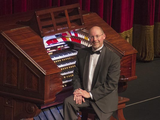 David Peckham - Theatre Organ