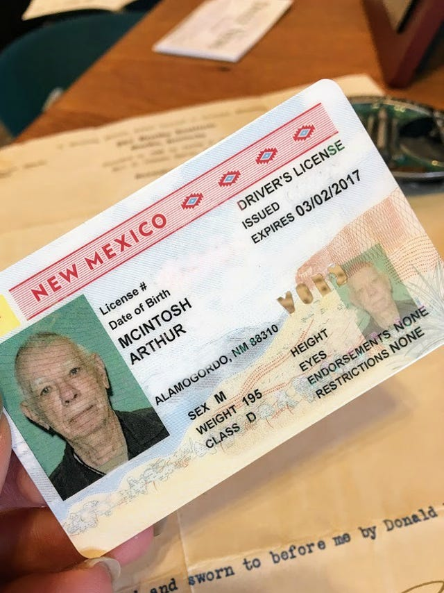 nm drivers license renewal requirements