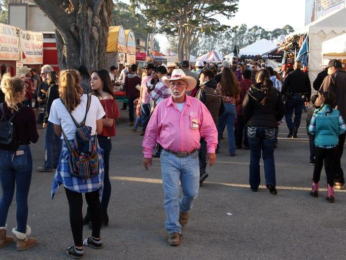 California Rodeo Salinas Thursday, July 20 2017