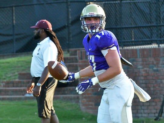 Linebacker Bryce McCormick