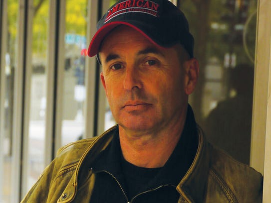 Author Don Winslow.
