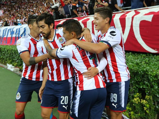 Chivas v New York RB - CONCACAF Champions League 2018