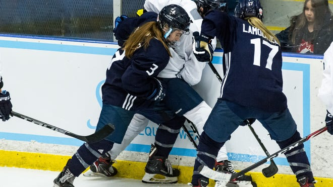 Milton's Courtney Turner has continued her professional hockey career with the Professional Women's Hockey Players' Association.