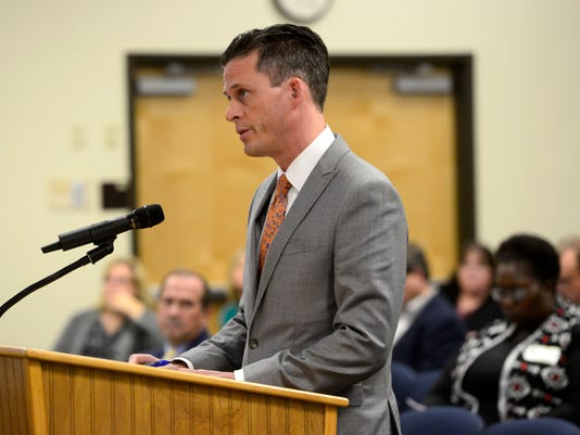 """School board votes in favor of formal hearing for students on disciplinary reassignment in """"pantsing"""" incident"""
