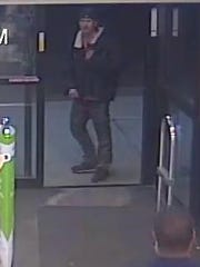 Bloomfield Township police are looking for this suspect in a shoplifting complaint at Rite Aid.