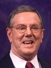 Forbes publisher Steve Forbes does know a thing or two about running for president. Here he is shown speaking at the Republican presidential candidates debate in Iowa in January 2000.