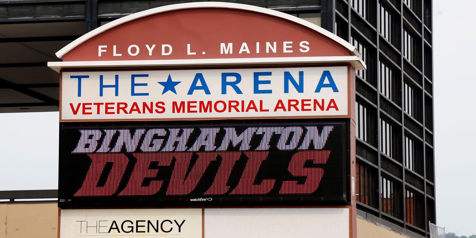 Binghamton Devils transition from Senators in crazy 20 months ef3aabf49