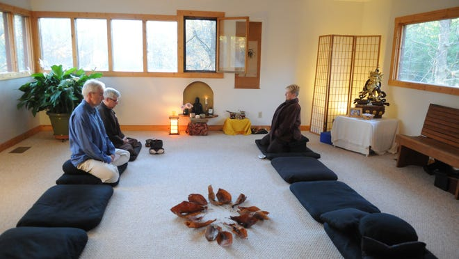 Cloud Cottage of Mindful Living in Black Mountain is beginning a new class in basic Buddhism.
