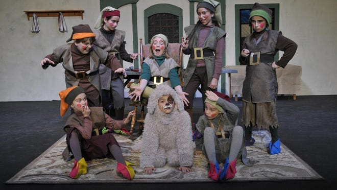"""The Enchanted Playhouse Theatre presents """"Elves & The Shoemaker."""""""