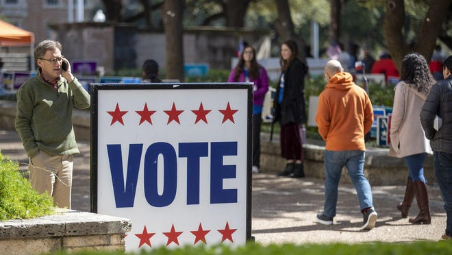 Monday is the last day to register to vote in Texas' July 14 runoff elections.